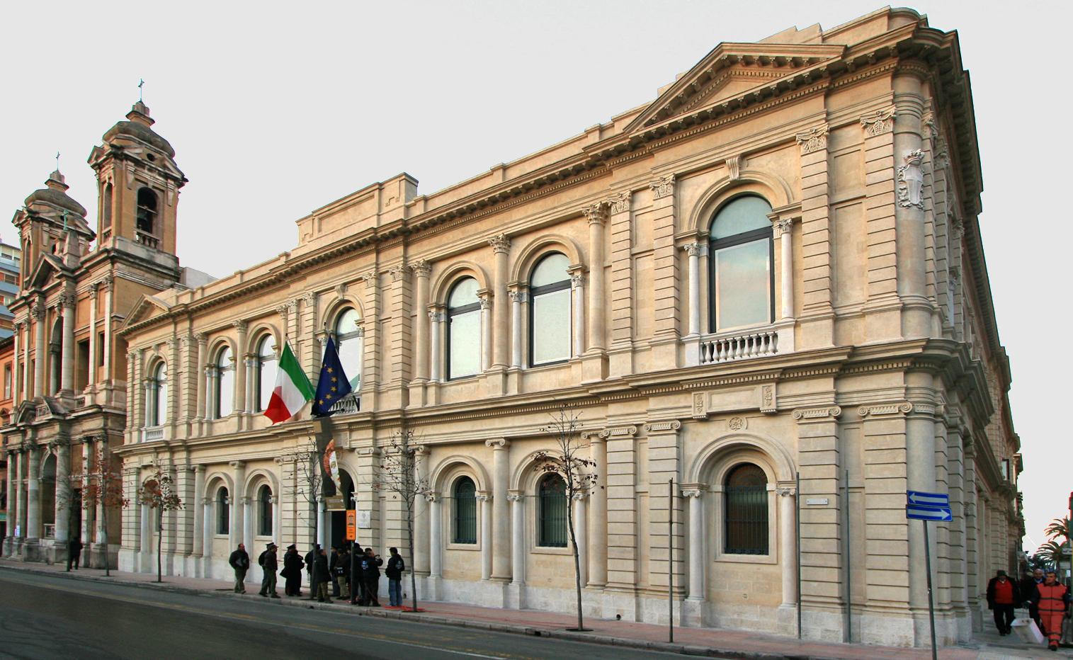 Museo Archeologico Nazionale.Museo Archeologico Nazionale Di Taranto Sed Beniculturali It